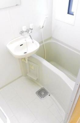 【浴室】ディアブリッジ