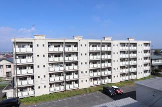 【外観】ビレッジハウス高屋2号棟