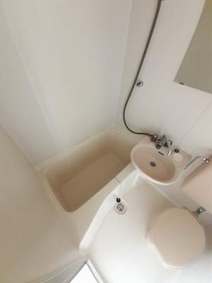 【浴室】シティパレス清水町Ⅱ