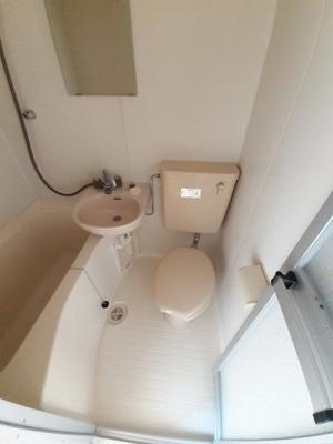 【トイレ】シティパレス清水町Ⅱ