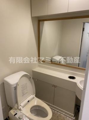 【トイレ】鶴舞2丁目貸店舗・事務所 K