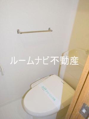 【トイレ】Crest本郷