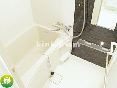 【浴室】スカイコートグランデ清澄白河