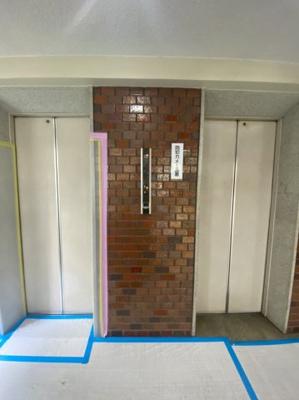 ロビー エレベーター2基