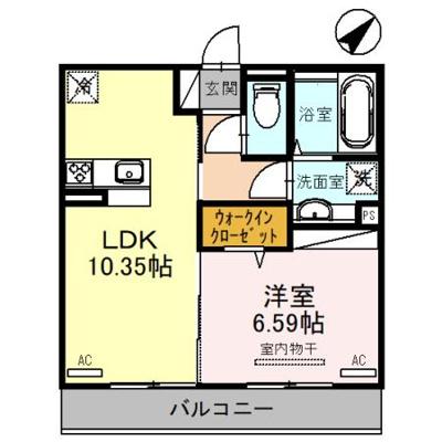 (仮)D-room堺区永代町