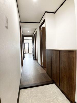 【玄関】じゅうグランドマンション・シュリアン土井