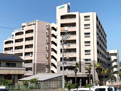 【外観】じゅうグランドマンション・シュリアン土井