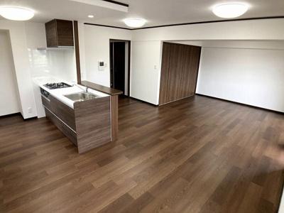 【キッチン】じゅうグランドマンション・シュリアン土井