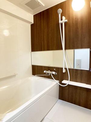 【浴室】じゅうグランドマンション・シュリアン土井