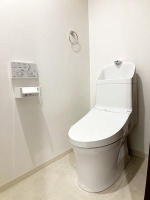 【トイレ】じゅうグランドマンション・シュリアン土井