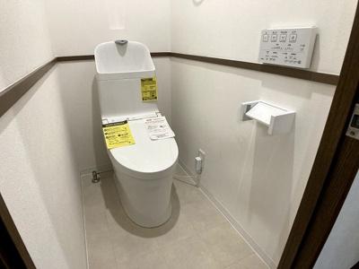 【トイレ】じゅうグランドマンション・シュリアン前原