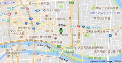 【地図】クリサンテームウエスト