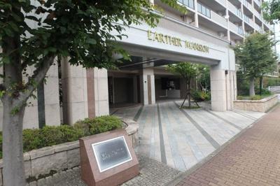 【エントランス】アーサー新宮グランパティオ・イーストコート棟