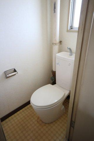 【トイレ】多の津住宅団地 3号棟
