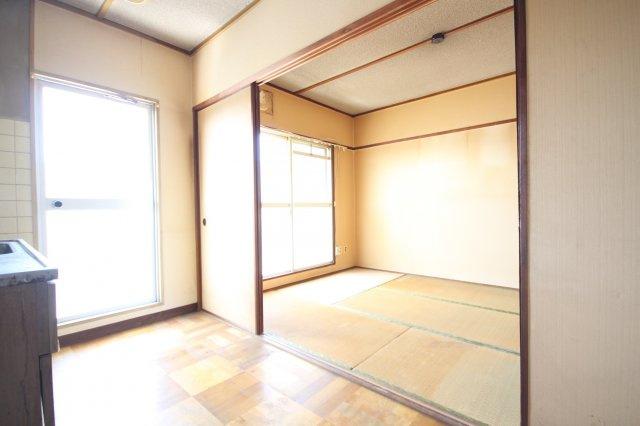 【ダイニング】多の津住宅団地 3号棟