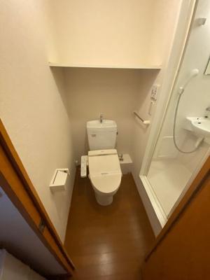 【トイレ】レオパレスユーアイ 仲介手数料無料