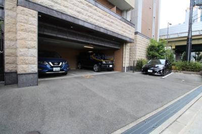 【駐車場】プレサンス新大阪ヴィガ