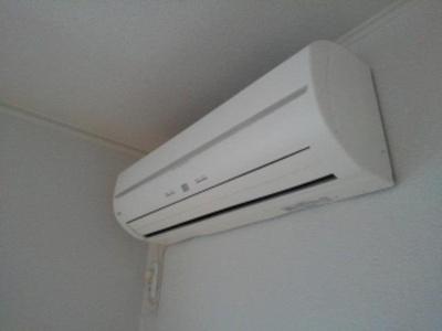 エアコン付