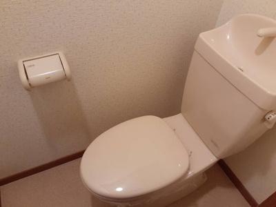 【トイレ】グレイスフルタウンⅠ