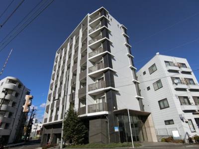 「矢口渡」駅より徒歩1分のマンションです