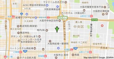 【地図】エステムプラザミッドプレイス