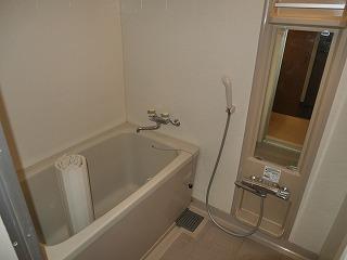 【浴室】セザール白金ガーデン