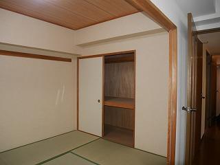 【寝室】セザール白金ガーデン