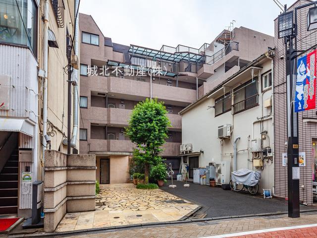 【外観】クレストフォルム新高円寺