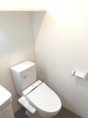 【トイレ】メインステージ北千住Ⅲ