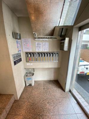 【エントランス】ラ・メール横浜