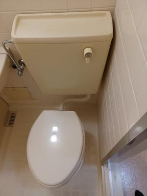 【トイレ】ラ・メール横浜