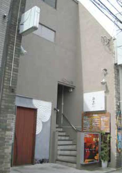【外観】米子市朝日町 バニービル1F テナント