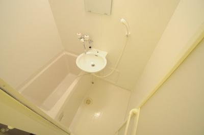 【浴室】レオパレスアップヒル陣山