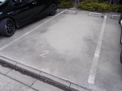 【駐車場】カステロルッソ(CASTELLO LUSSO)