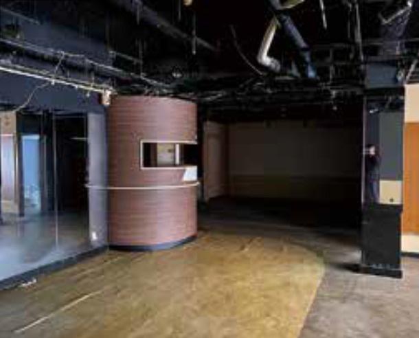 【内装】米子市角盤町2丁目 デイトスビル2F テナント