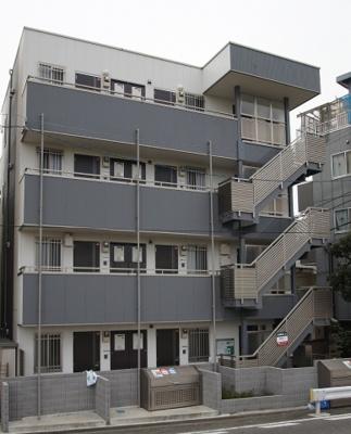「武蔵小杉駅」徒歩圏の築浅セキュリティマンション