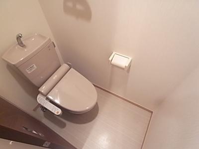 【トイレ】プラージュ