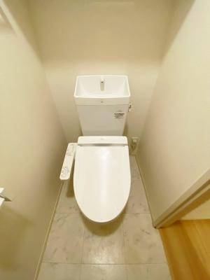 【トイレ】東山ヒルズⅢ