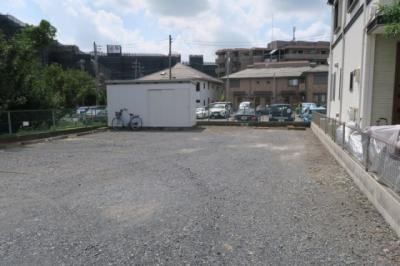 【外観】三本松駐車場