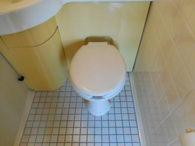 【トイレ】Dwell高槻