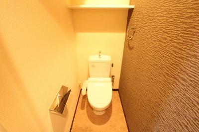 【トイレ】Blancasa久屋大通