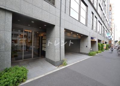 【エントランス】ガーネットコート四谷