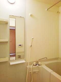 【浴室】クリーンシャトー富士見第一