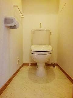 【トイレ】クリーンシャトー富士見第一