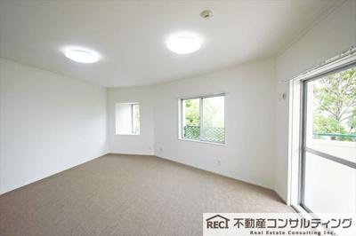 【寝室】六甲パークハイツ