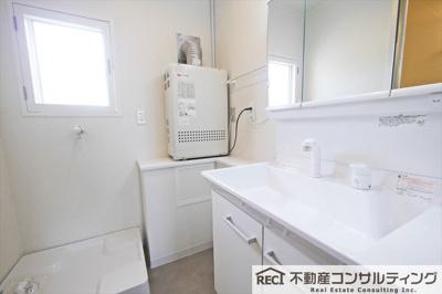 【洗面所】六甲パークハイツ