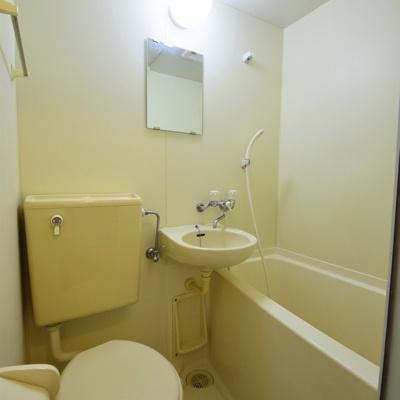 【浴室】ハイ・ピュア野沢