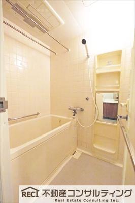 【浴室】グランドメゾン神戸山手
