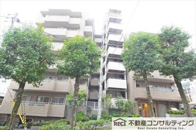 【居間・リビング】神戸熊内町パークハウス