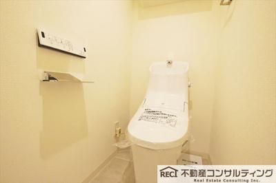 【トイレ】グラン・パレ魚崎
